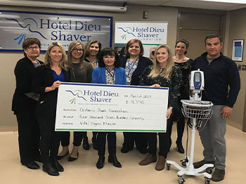 Foundation News & Spotlight | Hotel Dieu Shaver Foundation St. Catharines