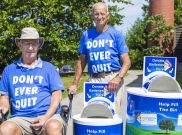 Jack Sinke | Recycle Battery Bin Locations | Donations | Hotel Dieu Shaver Foundation